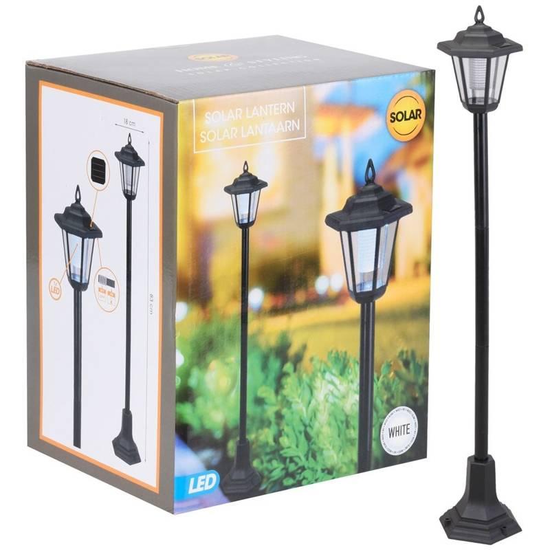 holenderskie ogrodowe lampy solarne